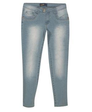 Blue Hot Spot Jeans