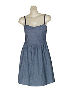 Gray Impressions Dress by Ruby Rox