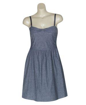 Gray Impressions Dress