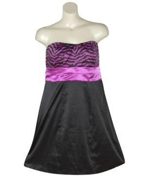 Black Ready To Party Dress