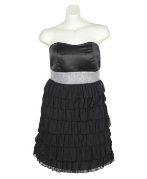 Back In Black Party Dress
