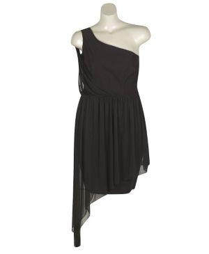 Black Coal Dress