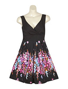 Fun Floral Dress by Ruby Rox