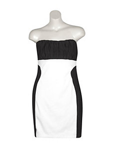 Black and White Dress by Ruby Rox