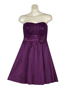 Plum Pacific Party Dress by Ruby Rox