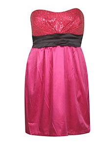 Hot Pink Passion Dress by Ruby Nights Rox