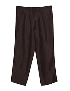 Brown Party Night Pants by Mlle Gabrielle