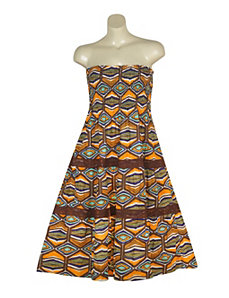 Truly Tribal Dress by Mlle Gabrielle