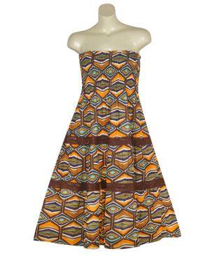 Truly Tribal Dress