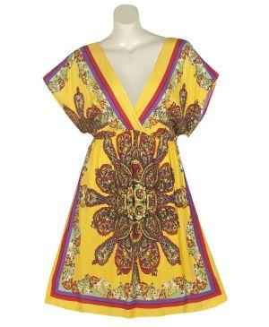 Keep Me Kimono Dress