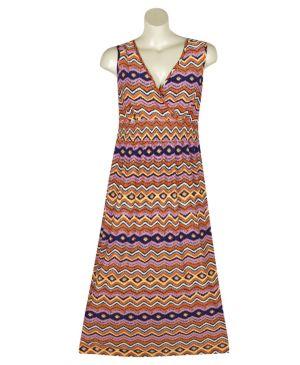 Free Range Maxi Dress