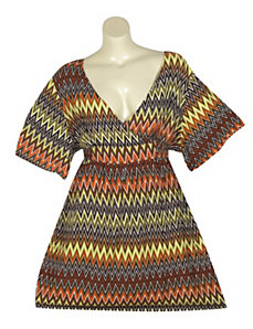 Orange Egypt Dress by Mlle Gabrielle