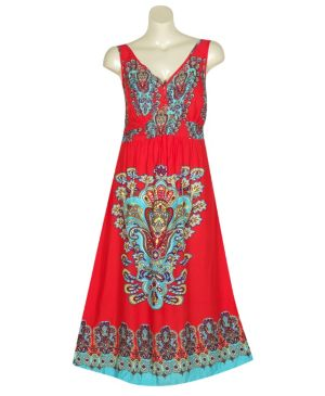 Red Range Dress