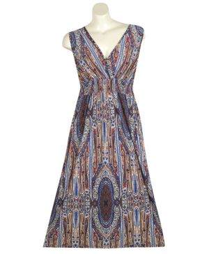 Manhattan Maxi Dress