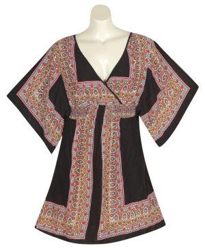 Keen Kimono Dress