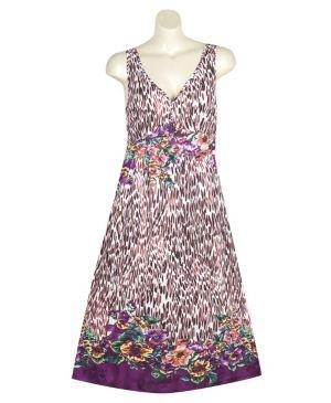 Mix Master Maxi Dress