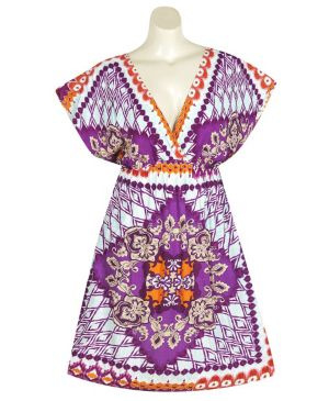 Pretty Print Dress