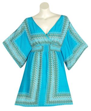 Kobe Kimono Dress