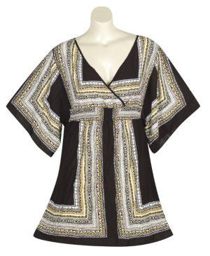 Chic Kimono Dress