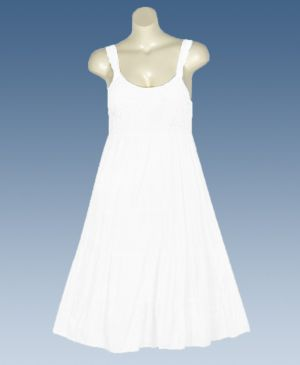 White Lake Dress