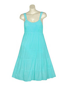 Turquoise Lake Dress by Mlle Gabrielle