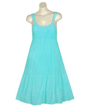 Turquoise Lake Dress