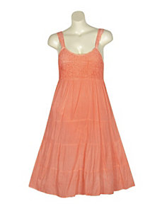 Coral Lake Dress by Mlle Gabrielle