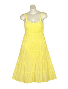 Yellow Lake Dress by Mlle Gabrielle