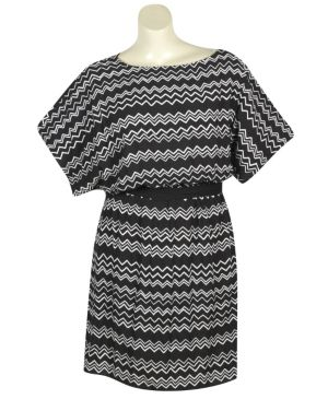 Wisconsin Print Dress