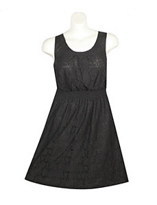 Black Beauty Lace Dress by Mlle Gabrielle