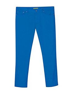 Five Pocket Royal Colored Jeans by Exocet