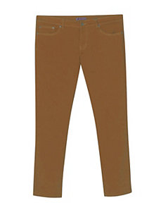 Five Pocket Rust Colored Jeans by Exocet