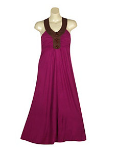 Purple Haze Maxi Dress by Apollo