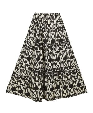 First Call Maxi Skirt