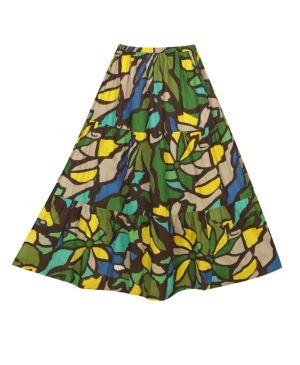 Last Word Maxi Skirt