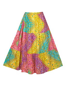 Round Robin Maxi Skirt by Apollo