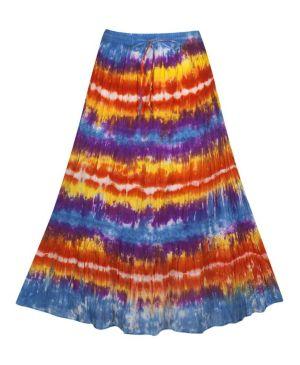 Blue To Dye For Skirt