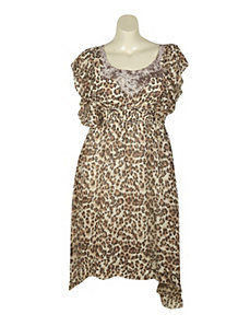Jungle Fever Dress by Pink Apple