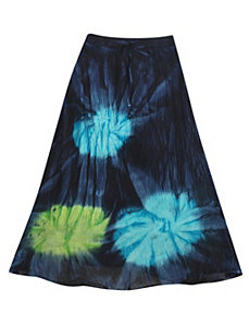 Blue Fresh Air Skirt by Pink Apple