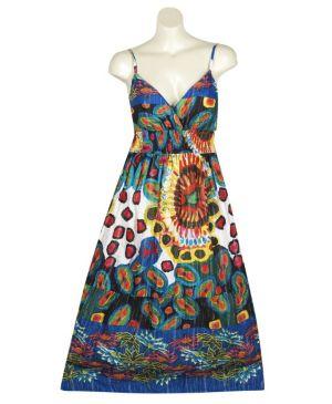 Free Style Maxi Dress