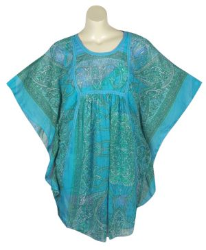 Turquoise Mercury Dress