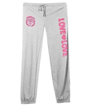 Heather Grey Double Love Pant