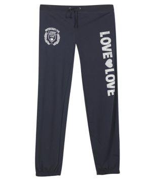 Navy Double Love Pant