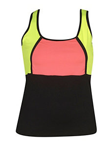 Lime Active Wear Tank by NaNa