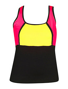 Fuchsia Active Wear Tank by NaNa