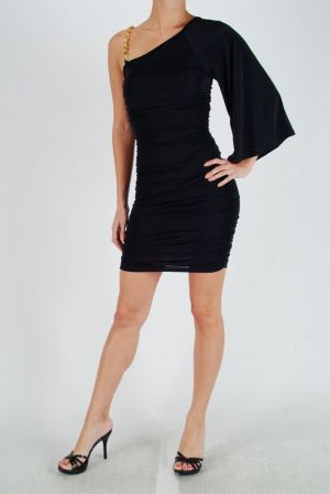 Black Shadow Dress