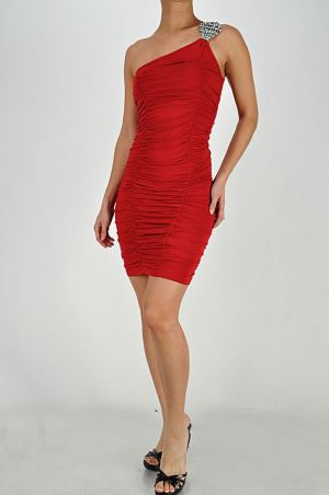 Red Carpet Party Dress