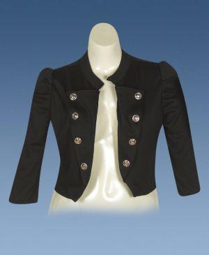 Black Sassy Jacket