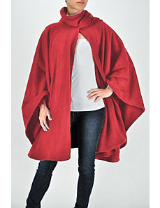 Red Night Cape by Fashion Love