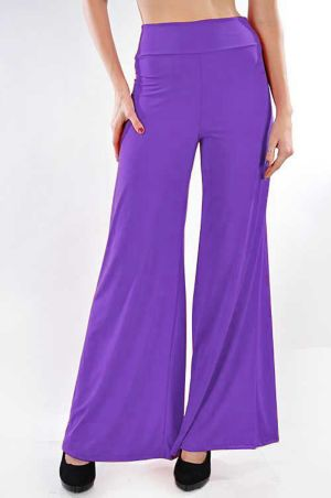 Purple Oh So Easy Pants